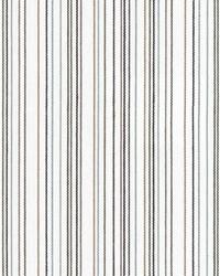 Larson Stripe Charcoal by