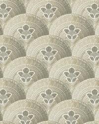 Mosaic Motif Grey by