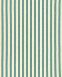 Split Stripe Turquoise by