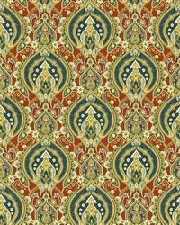 Kasmir Treasure Trove Redcoat Fabric