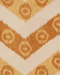Gold Isabelle De Borchgrave Fabric  Mega Chevron Gold