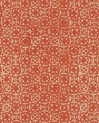 Metallic Isabelle De Borchgrave Fabric  Venetian Tile Canyon