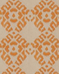Bronze Isabelle De Borchgrave Fabric  Tribal Diamond Curry