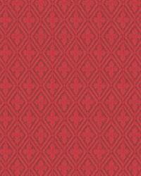 Pink Isabelle De Borchgrave Fabric  Sablon Berry
