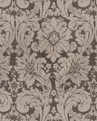 Vervain Fabrics Hearst Damask Graphite Fabric