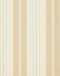 CHALON STRIPE VANILLA by  Schumacher Wallpaper