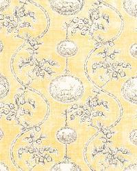 Warrenton Toile Yellow by