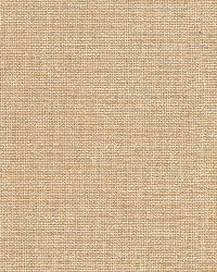 FROSTED BURLAP SILVER/NATURAL by  Schumacher Wallpaper