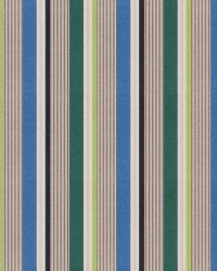 S Harris Dylan Stripe Meadow Fabric