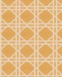 Yellow Oriental Fabric  Vlad Lattice Mimosa