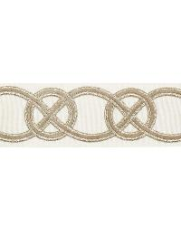 Celtic Knot Metallic Gold by  Vervain Trim