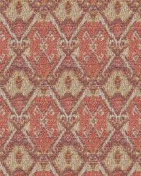 S Harris Wanderer Coralberry Fabric