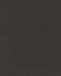 Grasscloth Sisal Wallpaper black  dark brown by