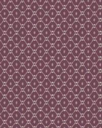 Fretwork Wallpaper Purple by
