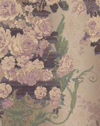 Bouquet Damask 46 Brown Purple AR7701 by