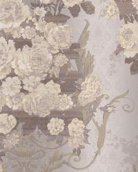 Bouquet Damask 53 Warm Grey Cream AR7702 by