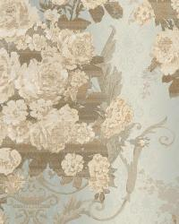 Bouquet Damask 63 Silt Green Cream AR7704 by