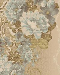 Floral Stripe 2 Sand Blue AR7717 by