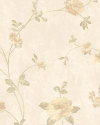 Floral Vine 44 Cream Beige AR7727 by