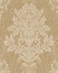 Damask Paisley 83 Gold Beige AR7737 by