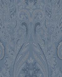 Paisley Texture 42 Blue AR7742 by