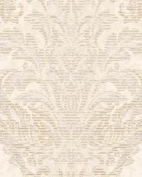Ombre Damask Stripe 16 Whisper White AR7749 by