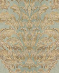 Ombre Damask Stripe 35 Gossamer Green Gold AR7750 by