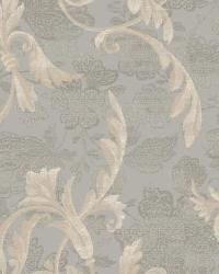 Acanthus 63 Opal Gray Cream AR7764 by