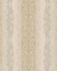 Damask Stripe 16 Silt Green AR7781 by