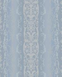 Damask Stripe 17 Blue AR7782 by