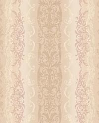 Damask Stripe 18 Beige Pink AR7783 by