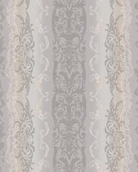 Damask Stripe 19 Warm Grey AR7784 by