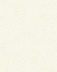 Cabaret Wallpaper White Off Whites by