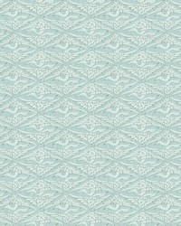 High Society Wallpaper Blues by