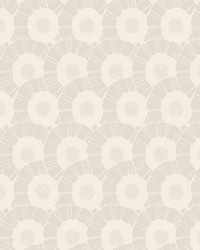 Coco Bloom Wallpaper White Off Whites by