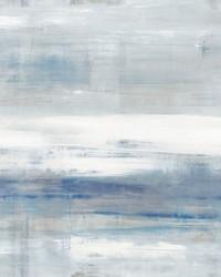 Beneath Horizon Wallpaper Panels Blue by