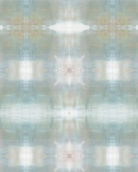 Refuge Wallpaper Panels Blue Green by