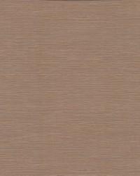 Ramie Weave Wallpaper Brown by