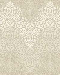 Folklore Wallpaper beige off white by