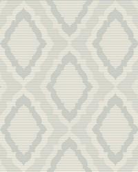 Amulet Wallpaper metallic gray by