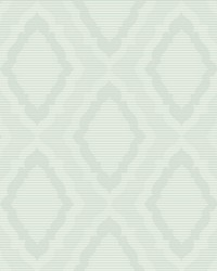 Amulet Wallpaper green white by