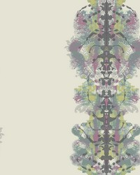 Pandora Wallpaper - Glint Multi Greens by