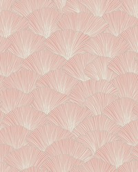 Luminous Ginkgo Wallpaper Coral by