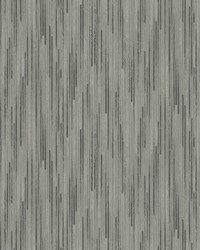 Bargello Wallpaper Dark Gray by