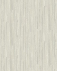 Bargello Wallpaper Light Gray by