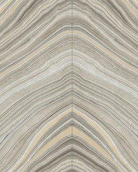 Onyx Strata Wallpaper Taupe by