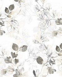 Arbor Vine Wallpaper Tan by