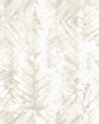 Textural Impremere Wallpaper White  Tan by