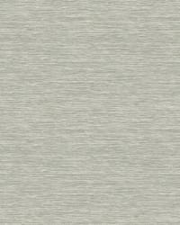Challis Woven Wallpaper Gray by