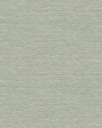 Challis Woven Wallpaper Green by